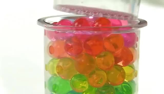 Watch and share Colorfully Satisfying ORBEEZ Vol.2!! | Official Orbeez GIFs on Gfycat