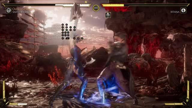 Watch and share Mortal Kombat 11 20190618023801 GIFs by cracklyrabbit on Gfycat