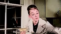 Watch and share Holly Golightly GIFs and Audrey Hepburn GIFs on Gfycat