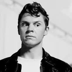 Watch his faces GIF on Gfycat. Discover more ahs, ahs asylum, ahs coven, ahs freak show, ahs murder house, american horror story, evan peters, jimmy darling, kit walker, kyle spencer, taissa farmiga, tate langdon GIFs on Gfycat