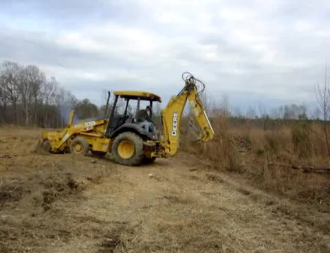 Watch John Deere 310G backhoe digging up a stump GIF on Gfycat. Discover more related GIFs on Gfycat