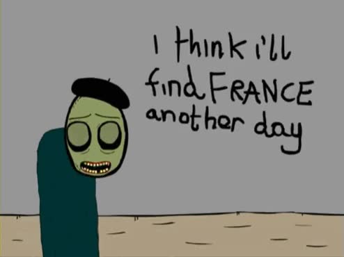 Watch salad fingers GIF on Gfycat. Discover more related GIFs on Gfycat