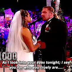 Watch and share HHH Steph Wedding Gifs 001_001 GIFs on Gfycat