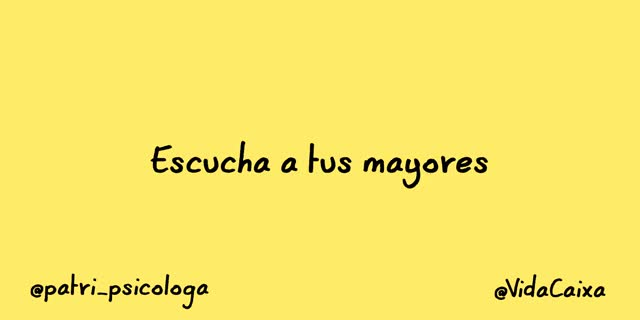 Watch and share Escucha A Tus Mayores GIFs on Gfycat