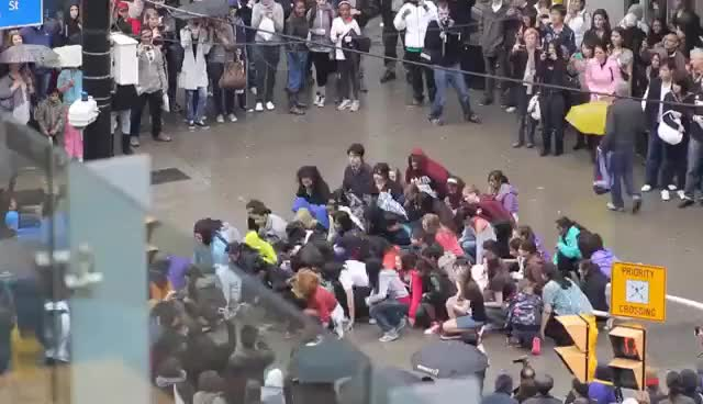 Watch and share Flashmob GIFs on Gfycat