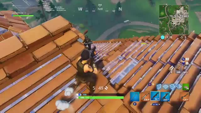 Watch Build battle GIF by @jamieoliver16 on Gfycat. Discover more FortNiteBR, Fortnite GIFs on Gfycat