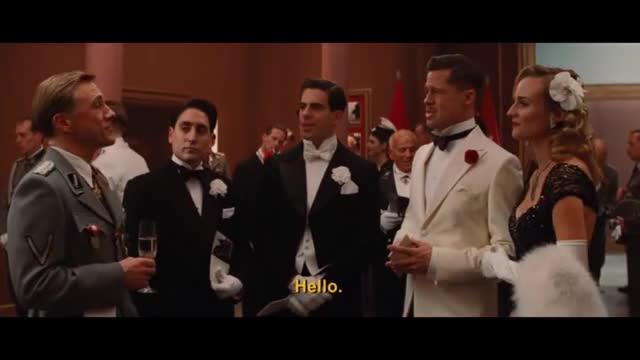 Inglourious Basterds: The Italian Scene GIF | Create ...