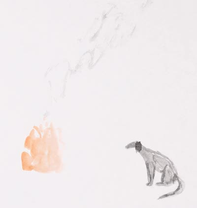 Watch and share MOVING DRAWINGS - LILLI CARRÉ GIFs on Gfycat