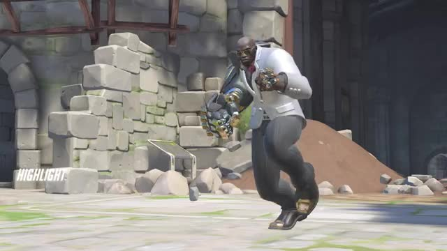 Watch Doomfist GIF by @ycarus7 on Gfycat. Discover more highlight, overwatch GIFs on Gfycat