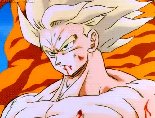 Watch and share Goku Vs Cooler GIFs and Dbz GIFs by Jeirin on Gfycat