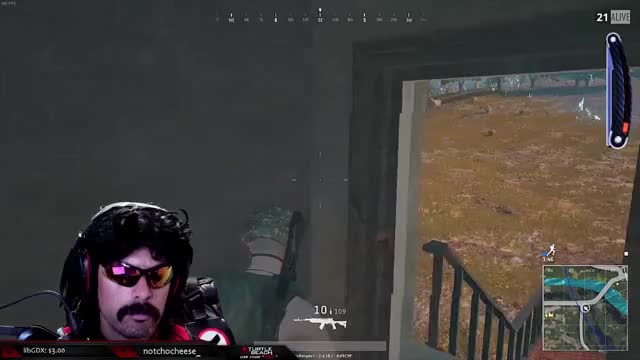 DrDisRespect see him