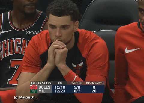 Milwaukee Brewers, baseball, Zach LaVine reaction GIFs