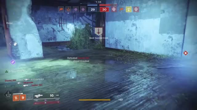 destiny 2 shock and awe quest