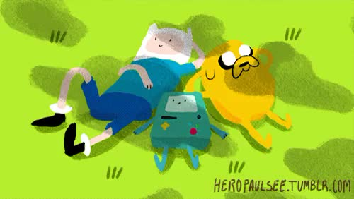 Watch and share Artists On Tumblr GIFs and Adventure Time GIFs on Gfycat
