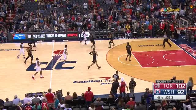Watch DELON WRIGHT BLOCK GIF by @demarjgrant on Gfycat. Discover more basketball GIFs on Gfycat