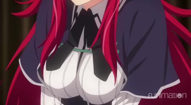 Watch and share High School Dxd GIFs and Funimation GIFs by Funimation on Gfycat