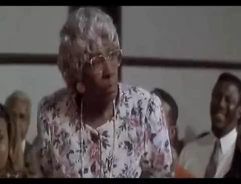 Watch and share Grandma Church GIFs on Gfycat