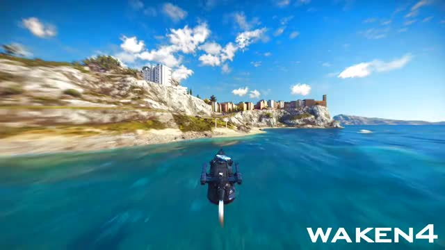 Watch Just Cause 3 It's a Bird...It's a Plane...It's Super Boat GIF by @waken4 on Gfycat. Discover more Just Cause, Just Cause 3, Justcause, justcause3, waken4 GIFs on Gfycat