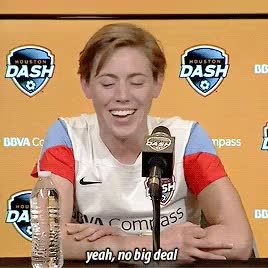 Watch and share Meghan Klingenberg GIFs and Houston Dash GIFs on Gfycat