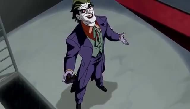 Watch Joker Lighter GIF on Gfycat. Discover more batman, cartoon, joker, vs GIFs on Gfycat