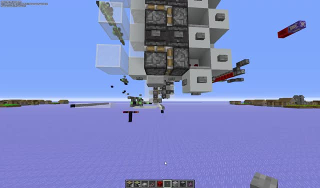 Watch and share Shulker Elevator  GIFs by azteched on Gfycat