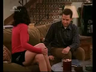 Watch and share Mon Oncle Charlie (Two And A Half Men) - Paget Brewster GIFs on Gfycat