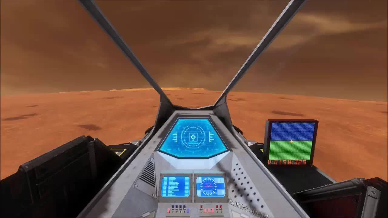 spaceengineers, Artificial Horizon v2 GIFs