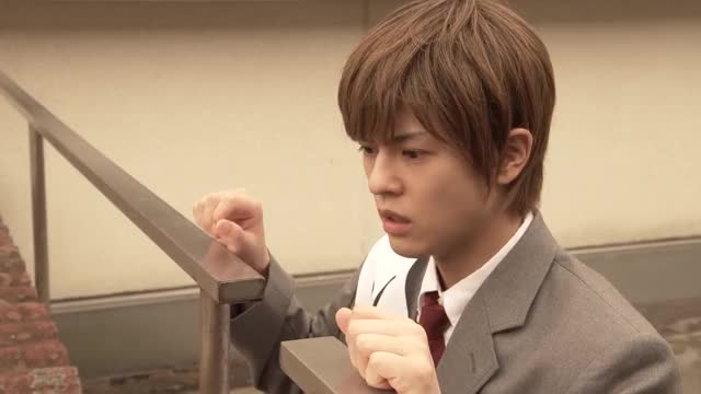 Watch and share Sougo Devastated GIFs by Fang on Gfycat