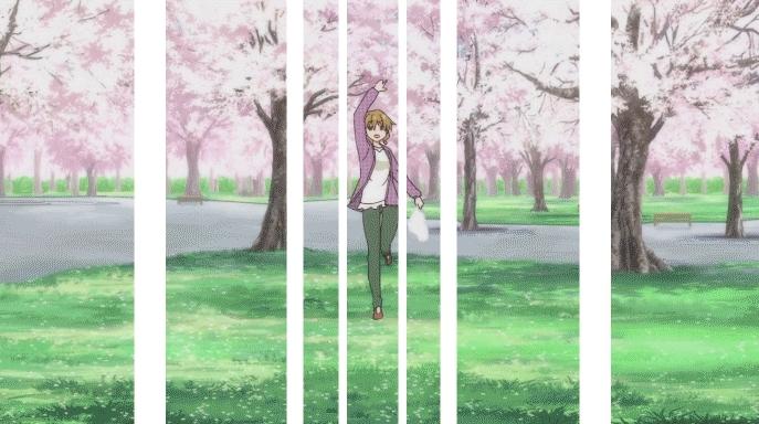 anime, splitdepthgifs, [Spoilers] Koufuku Graffiti - Episode 3 [Discussion] (reddit) GIFs