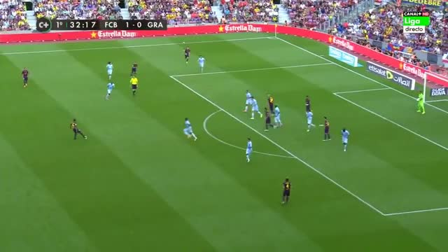 Watch and share Messi 2014 GIFs and Messi 2015 GIFs by FIFPRO Stats on Gfycat