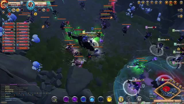 Watch and share Albion Online 2019.11.16 - 22.10.12.02.DVR 1 GIFs by Marcos Firmino on Gfycat
