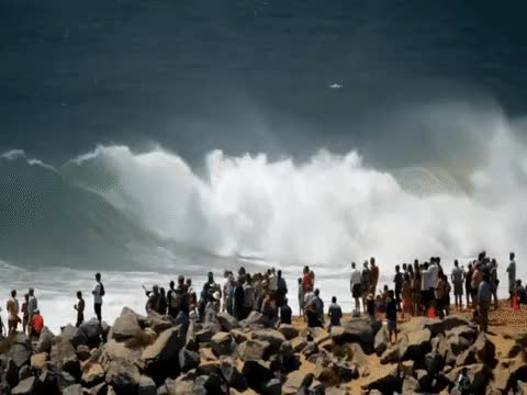 Watch Crashing Waves GIF on Gfycat. Discover more related GIFs on Gfycat