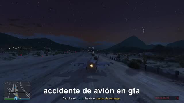 Watch accidente de avion  GIF by Gamer DVR (@xboxdvr) on Gfycat. Discover more GrandTheftAutoV, Keops 007, xbox, xbox dvr, xbox one GIFs on Gfycat