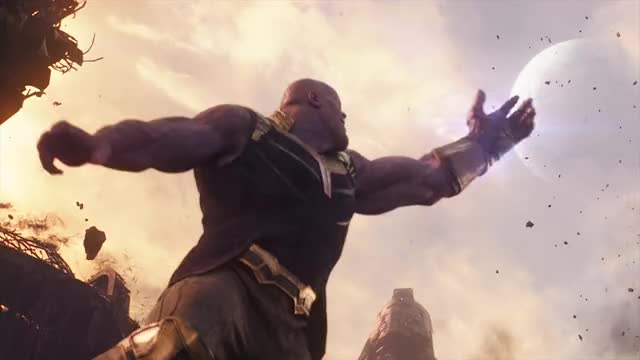Watch and share Avengers Infinity War GIFs and Thanos GIFs by AMCU on Gfycat