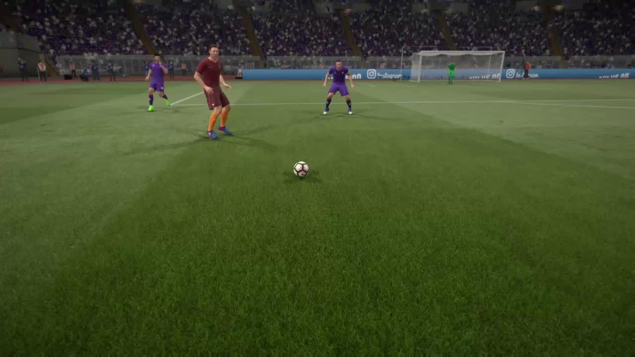 FifaCareers, Belotti goal GIFs