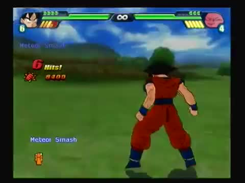 Watch and share Goku (End) Gameplay GIFs by Sir Arani on Gfycat