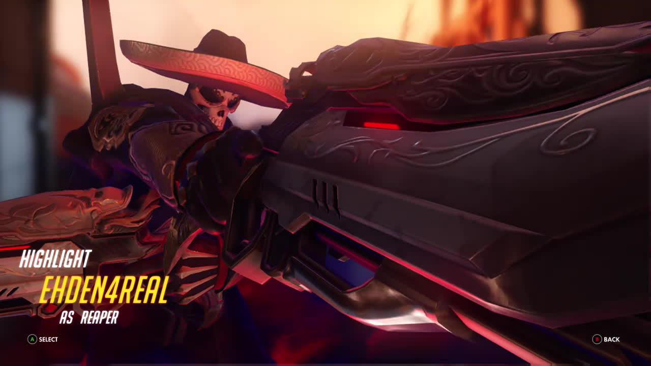 overwatch, reaper, ultimategifs, Reaper Cleanup GIFs