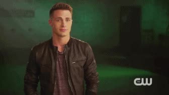 Watch and share Colton Haynes GIFs on Gfycat