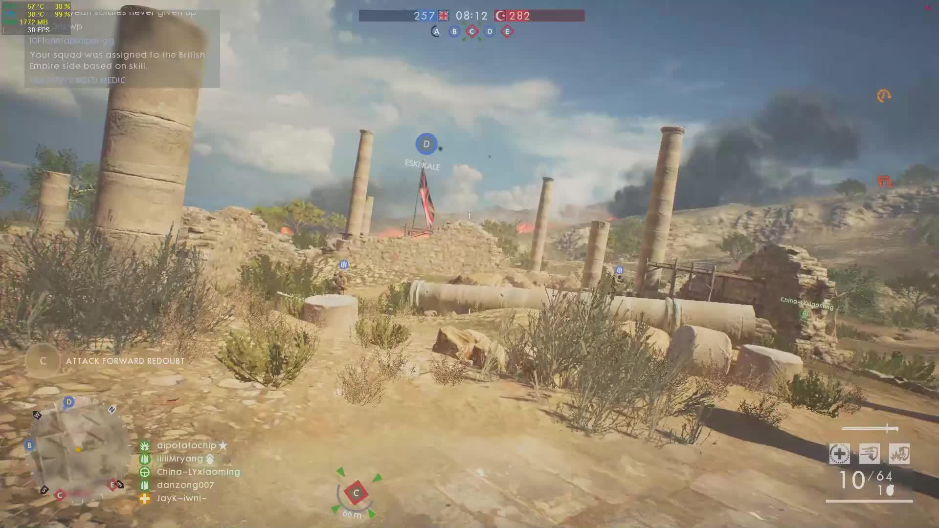 battlefield1, Battlefield 1 2018.07.22 - 19.37.11.01Trim GIFs