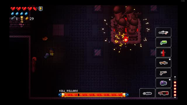 Watch vlc-record-2018-07-25-16h53m17s-Enter the Gungeon 07.25.2018 - 16.52.39.22.DVR.mp4- GIF on Gfycat. Discover more enterthegungeon GIFs on Gfycat