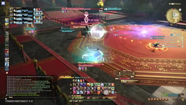 Watch and share FINAL FANTASY XIV 11 10 2017 9 59 02 PMTrim GIFs by alzan27 on Gfycat