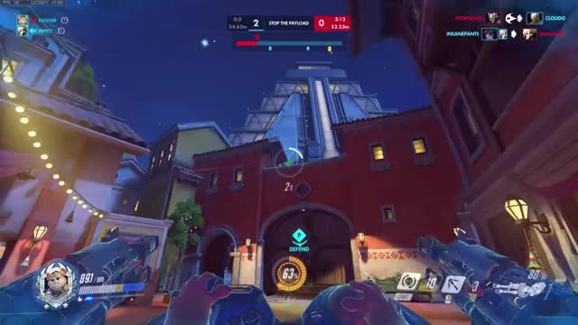 Watch Widow Behind? GIF by @ssj3500 on Gfycat. Discover more Hammond, Overwatch, Wreckingball GIFs on Gfycat