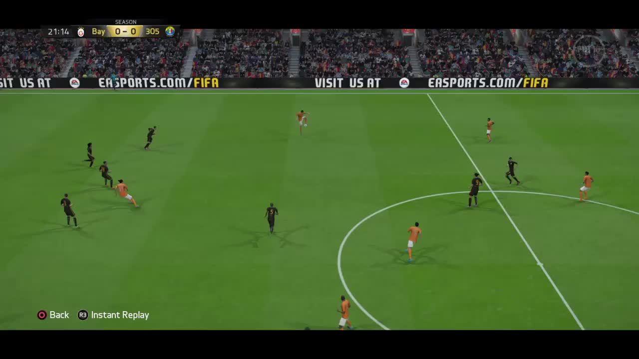 fifa, playstation 4, sony computer entertainment, FIFA 16_20160528051827 GIFs