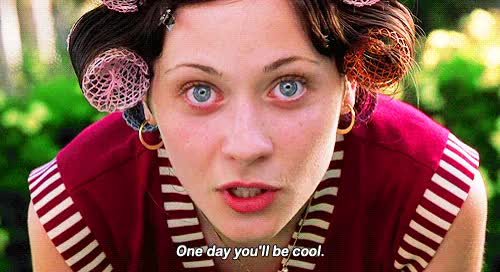 Watch and share Zooey Deschanel Animated Gif On  GIFs on Gfycat