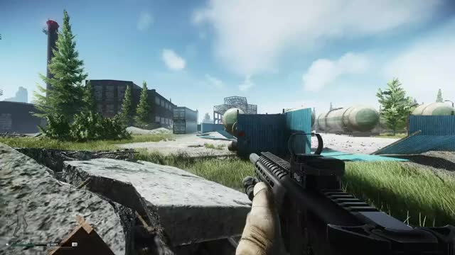 Watch and share Horde + Scav War = 0 Fps And A Lotta Noise GIFs by tehgazmo on Gfycat