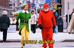 Watch and share Elf Gifs Elf GIFs on Gfycat