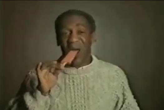 Watch and share Bill Cosby Going At His Pudding Pop (reddit) GIFs on Gfycat