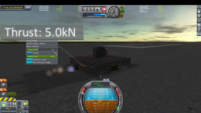 Watch and share KSP Friction Test 2 GIFs by stratzenblitz75 on Gfycat