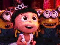Watch and share Excited, Despicable Me, Minions GIFs on Gfycat
