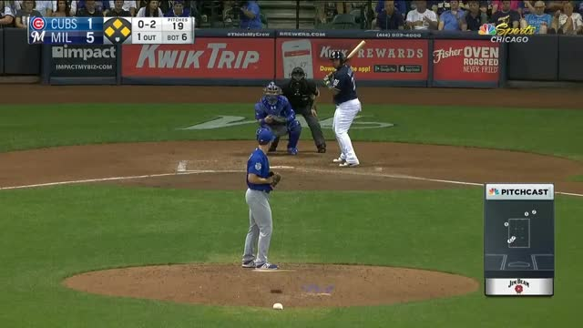 Watch and share Milwaukee Brewers GIFs and Baseball GIFs by benfbailey on Gfycat